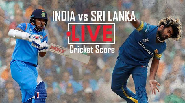 India vs Sri Lanka,When And Where To Get,Live Score, Live Coverage On TV, Live Streaming Online