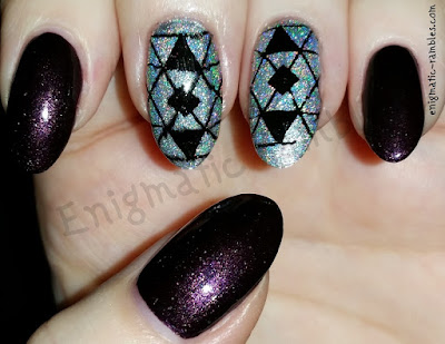 Stamping-Plate-Born-Pretty-Store-L054-Geometry