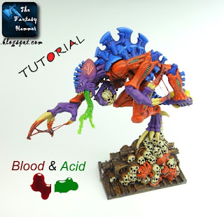 Tutorial: Blood & Acid Tyranids Broodlord