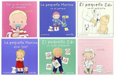 mejores cuentos para niños de 2 a 3 años de edad, pequeño edu marina juventud