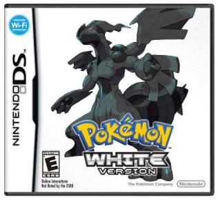 Pokemon: Edicion Blanca, NDS, Español, Mega, Mediafire