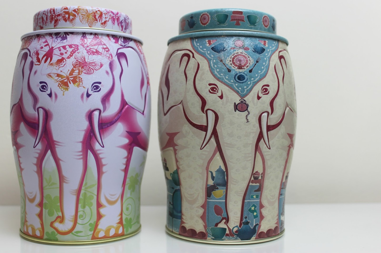 A picture of Williamson Tea Elephant Caddies