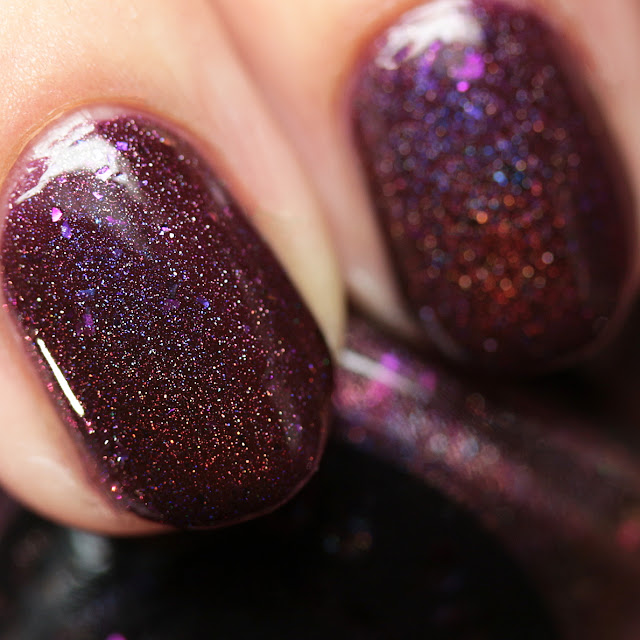 Octopus Party Nail Lacquer Grimes
