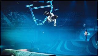 sebaskates nomadeshop equipedefrance roller agressive inline skate skatepark  vendee freestyle FISE