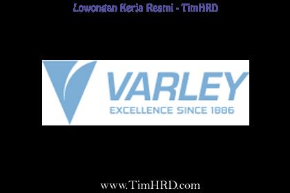Lowongan Kerja Resmi PT. Varley Indonesia