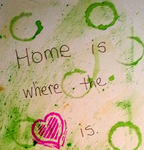 The storybeader's journal: AlphabeThursday - H is for Home