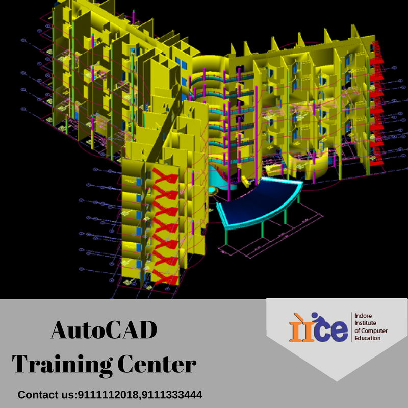 Best Autocad Training Center, Classes in Indore | IICE