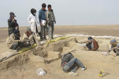 5,000-year-old pottery kilns found in Iran