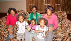 twin sisters marry same husband