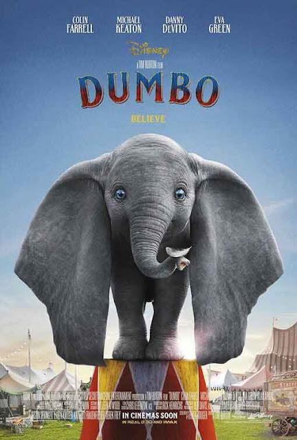 صراع البوكس أوفيس يحتدم.. أكثر 10 أفلام تحقيقا للإيرادات في سنة 2019 على صعيد شباك التذاكر العالمي فيلم Dumbo
