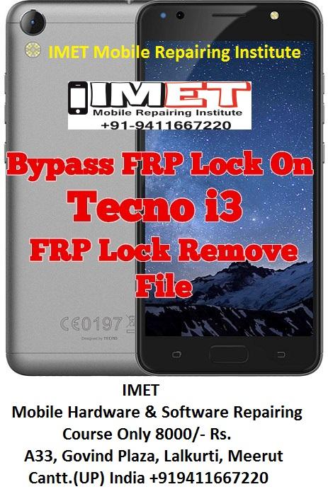 Tecno Frp Reset File