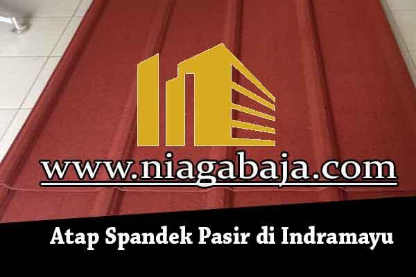 Jual Atap Spandek Pasir di Indramayu - Harga Murah Berkualitas