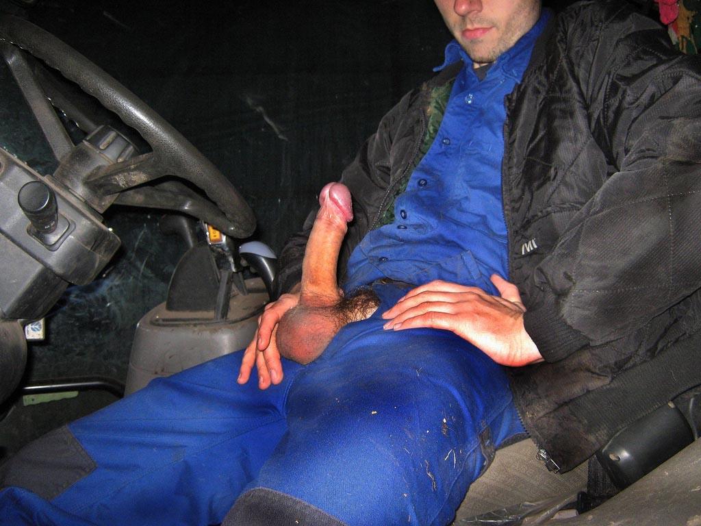 Cuckhold husband suck