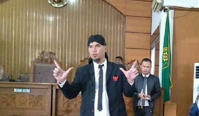 Komnas HAM Surati Kejari Surabaya, Minta Ahmad Dhani Balik Ke Cipinang