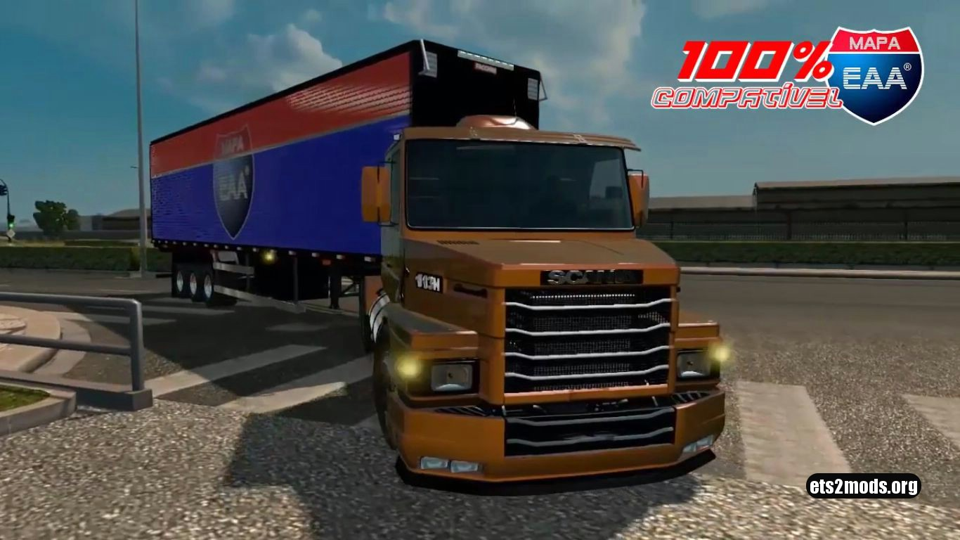 Special Map EAA Version 2 Trailer
