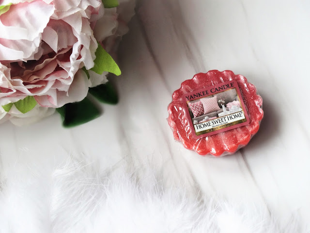 Avis Home Sweet Home de Yankee Candle blog bougie cocooning