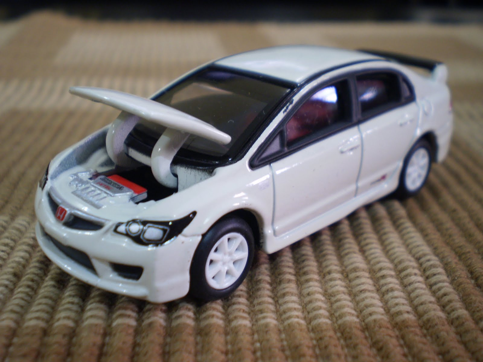 1 64 Die Cast Toy Cars Tomica Limited Honda Civic Type R 8th