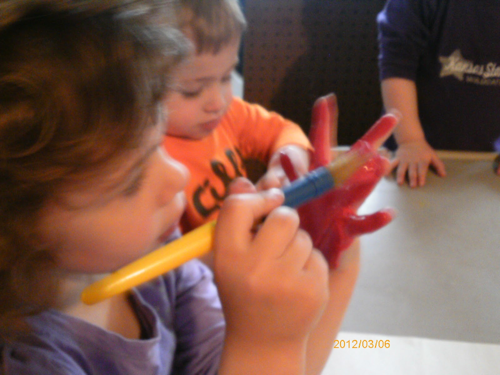 Little Stars Learning: Dr. Seuss One Fish Two Fish Art