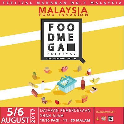 Selangor Food Mega Festival Malaysia Food Invasion
