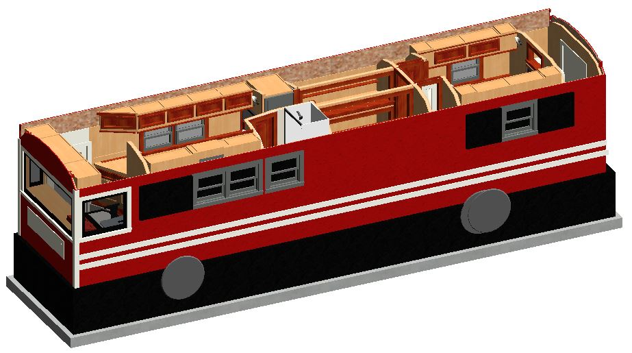 Bus Conversion Floor Plan   NEW PAGE!