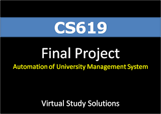 Automation of University Management System Project Spring 2017