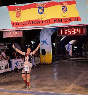101 Km Ronda Aranjuez