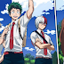 'My Hero Academia' Fan-Art Imagines its Perfect Timeskip