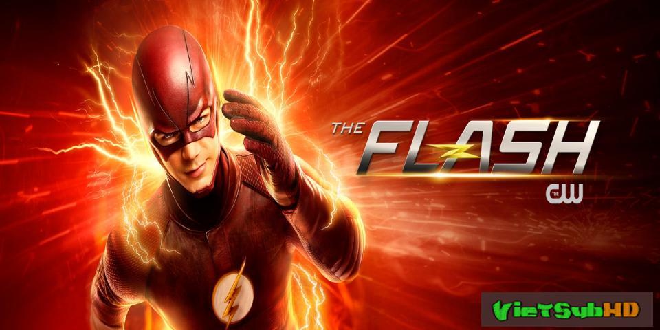 Phim Người Hùng Tia Chớp Phần 2 Hoàn Tất (23/23) VietSub HD | The Flash Season 2 2015