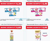 Logo Parmalat e-coupon: stampa i buoni sconto del mese di aprile 2019