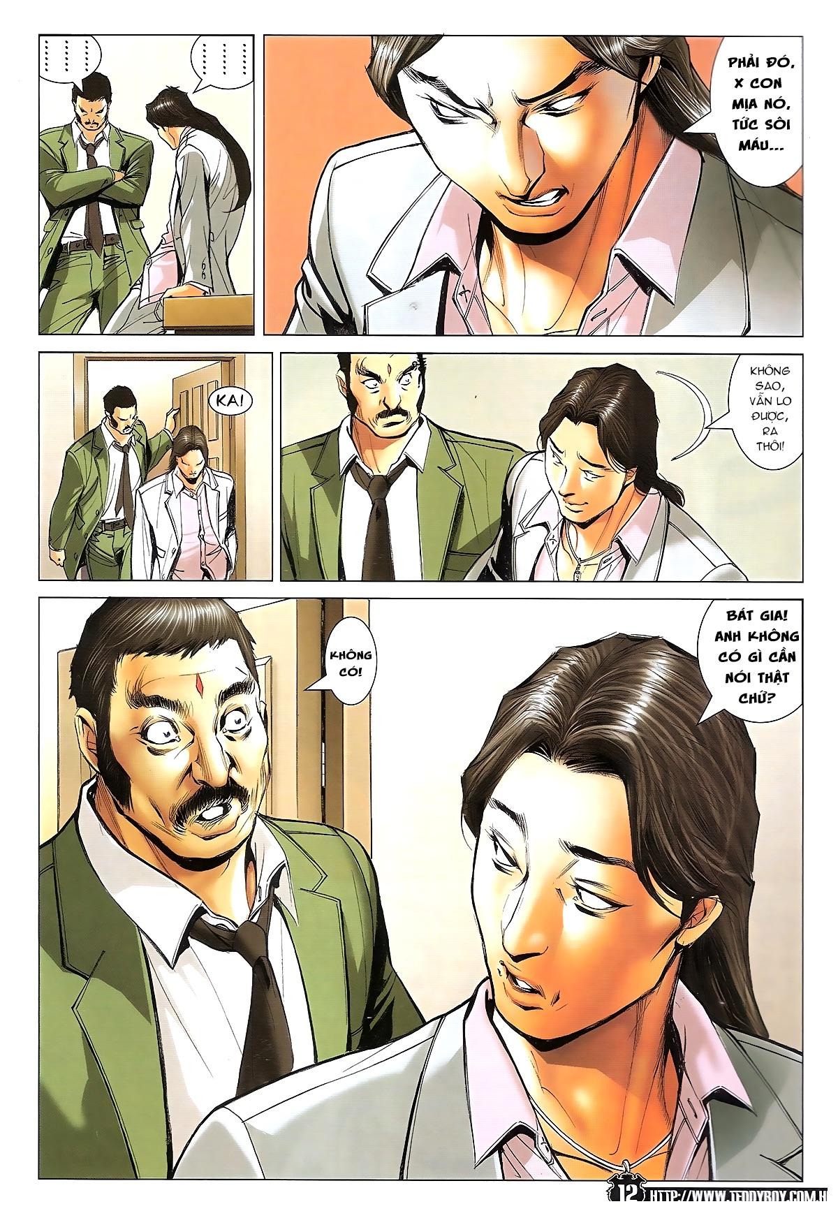 Người Trong Giang Hồ - Ngũ Hổ qui thiên - Chapter 1718: Đàm phán siêu cấp 4 - Pic 11