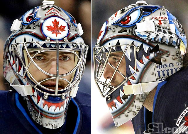 REMINGTON: The 10 Greatest Goalie Masks of All-Time | 92KQRS