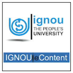 IGNOU e-Content Mobile - Youth App