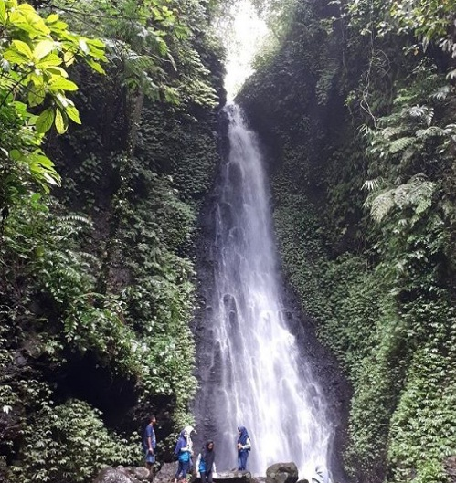 air terjun srambang wisata ngawi