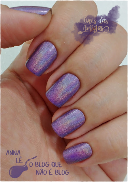 IDK China Glaze Esmalte Nailpolish Holographic