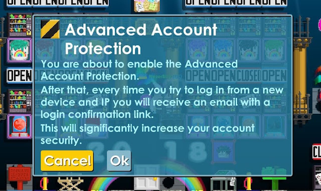 Advanced Account Protection