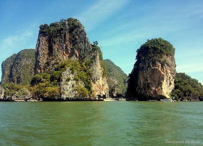 James Bond Island Tailândia