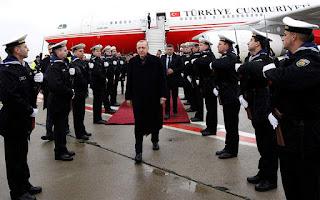 Ερντογάν: Η ένταξη της Τουρκίας στην Ευρώπη παραμένει στρατηγικός μας στόχος