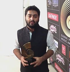 arijit-GIMA-Awards