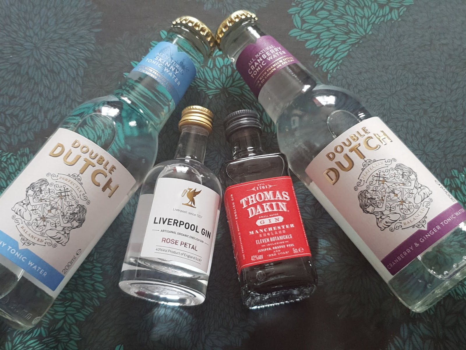 double dutch mixers manchester gins
