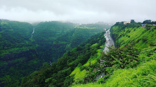 A View of Khandala