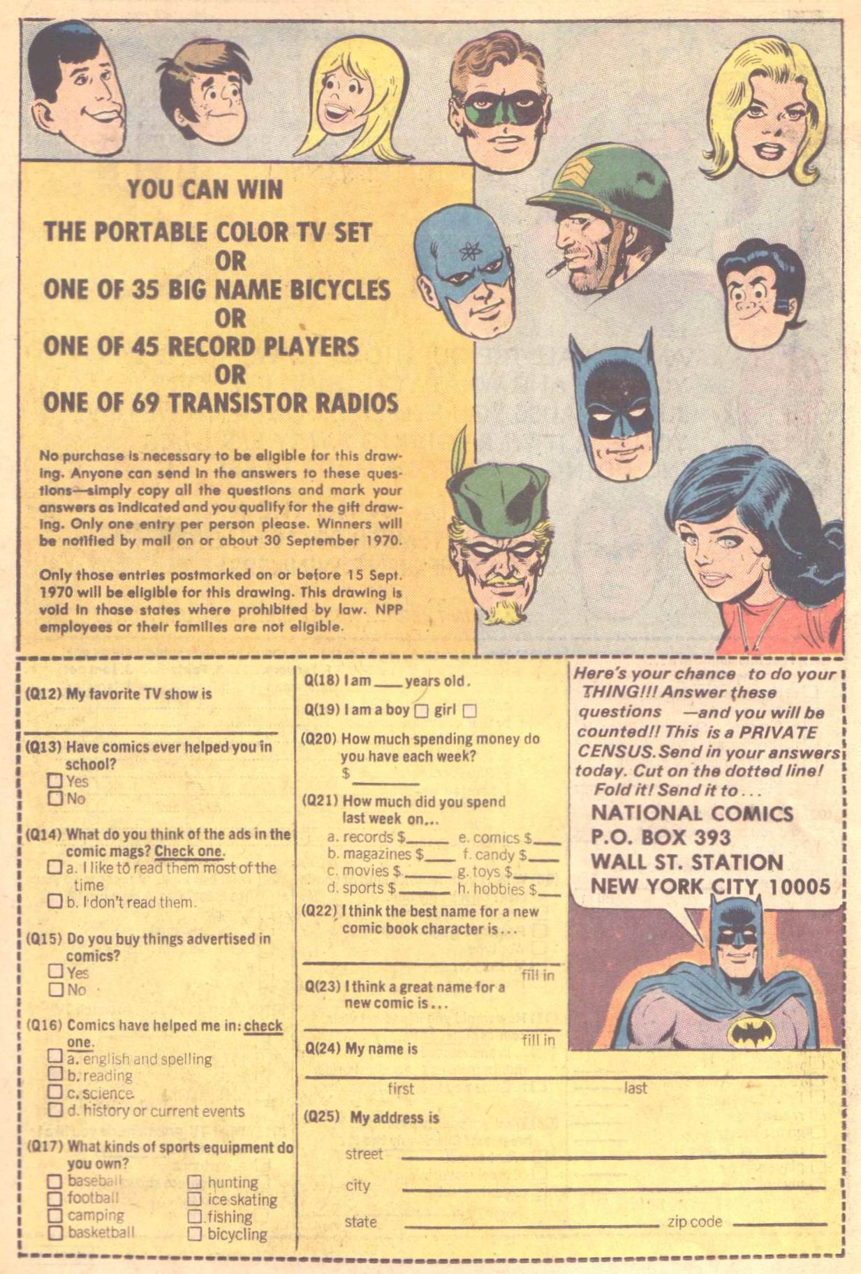Detective Comics (1937) 403 Page 21