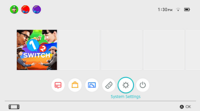 Nintendo Switch Profile Password