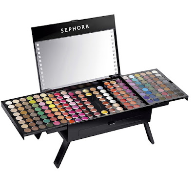 Paleta de maquillaje Make up Studio Sephora