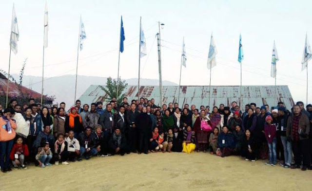 Annual Conference of Association of the Gorkha Baptist Churches Nagaland