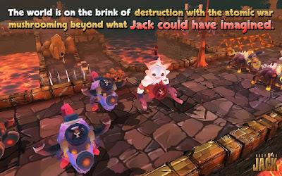 Help Me Jack Save the Dogs v1.0.3 APK MOD Terbaru