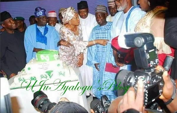 Must Read : How Tinubu's Wife Allegedly Embarrassed Ondo State Governor At Her Husband's Event (photo)