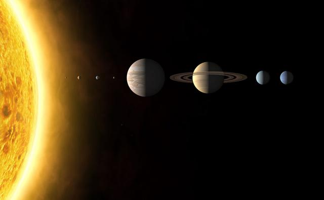 solar system cosmology - photo #5