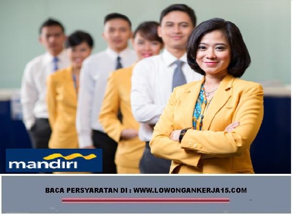 Lowongan Kerja   Officer Development Program Bank Mandiri (Persero)  Juli 2018