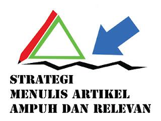 Strategi menulis artikel