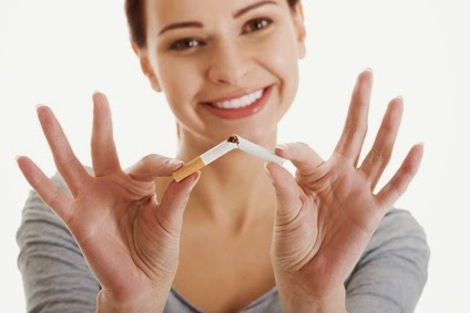 dentes e cigarros